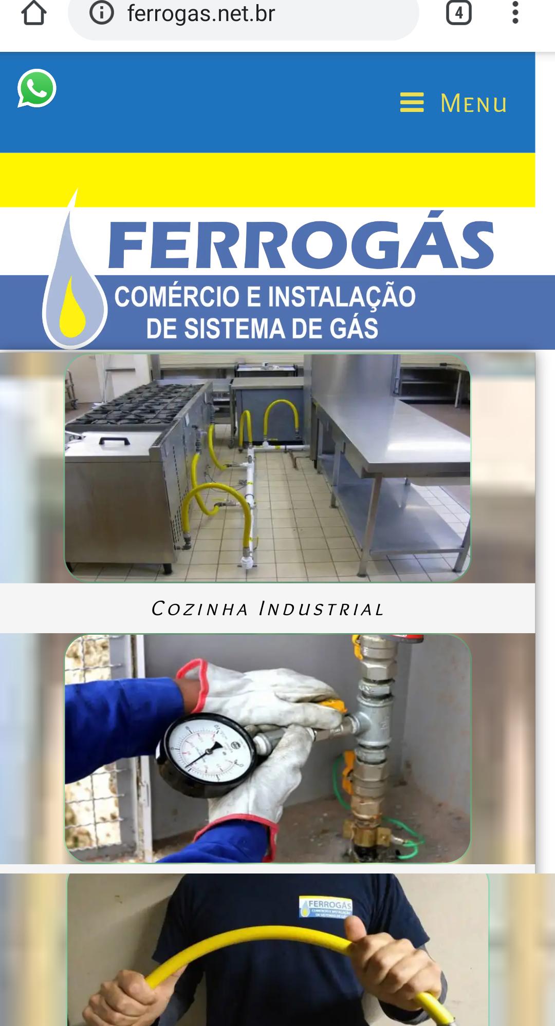 www.ferrogas.net.br